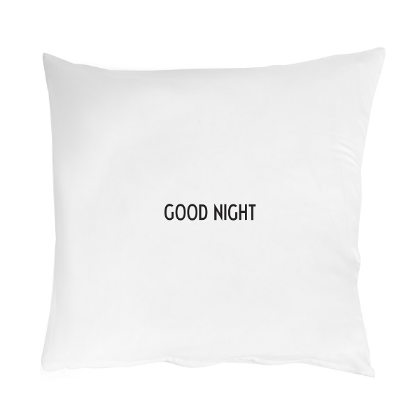 good night letter pudebetr 230 k 60x60 cm med arne jacobsen vintage abc 21975